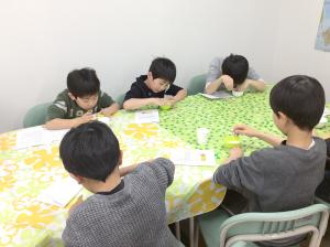 プログラム②理科実験~炭酸入浴剤をつくろう!~