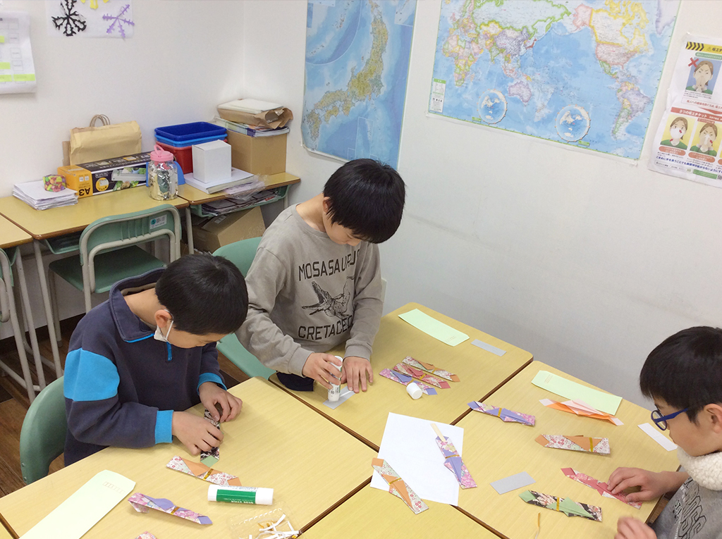 放課後クラブの「知育ゲーム」